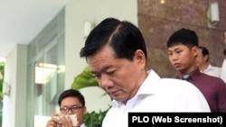 Ông Đinh La Thăng sẽ đối mặt với bán ản đến 20 năm tù trong phiên tòa kéo dài hai tuần, bắt đầu vào ngày 8/1/2018.