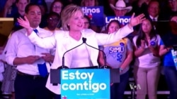 Latino Support for Democratic Ticket Could Determine Next President