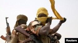 Des soldats tchadiens déployés contre Boko Haram à Gambaru, au Nigeria (Archives).