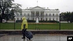 Вашингтон, Белый дом, 29 октября 2012г.
