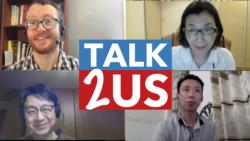 TALK2US: Word Stress