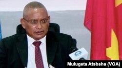 Faayilii - Prezidaantiin Naannoo Tigraay Dr. Debretsiyon Gebre/Mikaa'el
