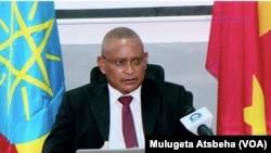 Prezidaantii naannoo Tigraay Dr. Debretsiyo Gebremikaa'el