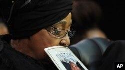 Amai Winnie Madikizela-Mandela vaizivikanwa nekurwisana nerusarura ganda muSouth Africa