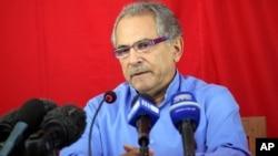 Cựu Tổng thống Ðông Timor Ramos Horta.