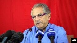 Ramos Horta, representante do secretário-geral da ONU participou na abertura da conferência