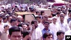 کراچی : لاشیں ملنے کا سلسلہ جاری