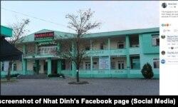 Bệnh viện Phổi Đà Nẵng (ảnh: Nhật Đình)
