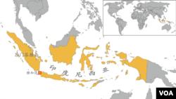 印度尼西亚苏门答腊岛
