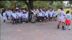 Kamp Polisi untuk Menarik Minat Anak-Anak