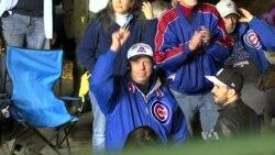 Fans Celebrate as Chicago Cubs End Championship Drought