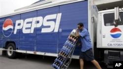 فعالیت شرکت پپسی در افغانستان