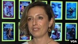 Յուլիա Բոյլ-Պետրոսյան, National Geographic-ի արտասահմանյան հրատարակչական նախագծերի ղեկավար