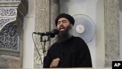 Komandan Negara Islam, Baghdadi.