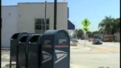 危机中的美国邮政