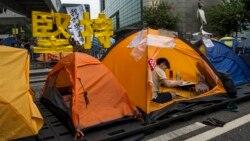 시위와 학업, 두 마리 토끼 쫓는 홍콩 학생들