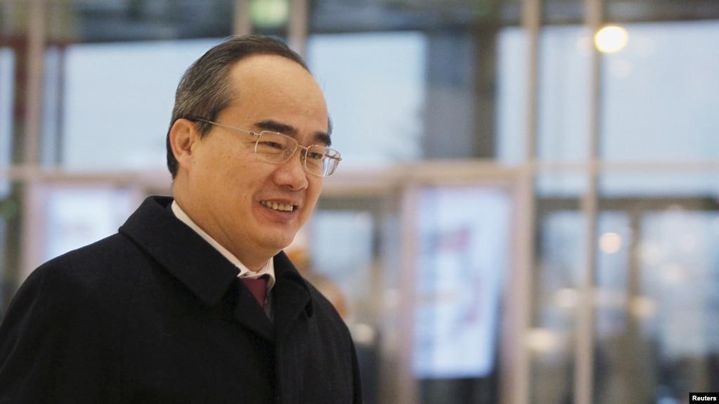Ông Nguyễn Thiện Nhân. (REUTERS/Minh Hoang)