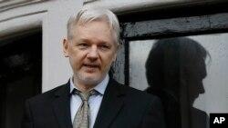 Ông Julian Assange - người sáng lập Wikileaks.