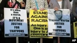 佛州槍殺黑人少年案引發美國種族矛盾的討論