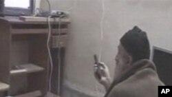 ဘင္လာဒင္ ဗီြဒီယိုမွတ္တမ္းမ်ား အမ်ားျပည္သူသို႔ ထုတ္ျပန္
