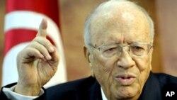 Ứng cử viên Beji Caid Essebsi
