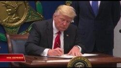 900 giới chức Bộ Ngoại giao Mỹ phản đối sắc lệnh của ông Trump