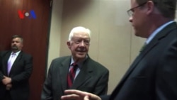 Jimmy Carter: America's Greatest Ex-President? (On Assignment October 10, 2014)