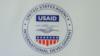 USAID တံဆိပ္။