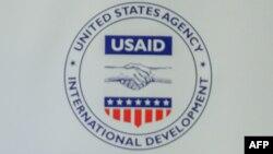 USAID Logo တံဆိပ္။