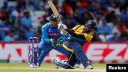 هند د کرکټ د ۲۰۱۱ نړیوال جام ګټلی و