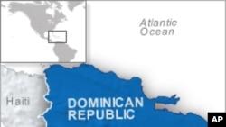 Kat Repiblik Dominican Republic ak Ayiti