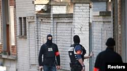 Belgium အၾကမး္ဖက္ႏိွမ္နင္းေရး သံသယရိွသူတဦးေသဆံုး