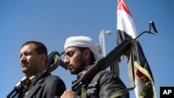 Des Houthis, qui ont annoncé ce vendredi la dissolution du parlement au Yémen