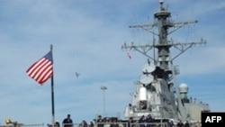 Американский эсминец «Стаут»