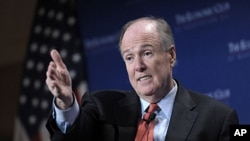 US National Security Adviser Tom Donilon (file photo)