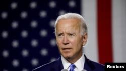 Perezida Yatowe Joe Biden