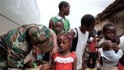 Vacinação contra a febre amarela em Malanje - 1:05