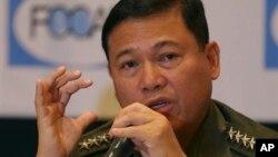 Tướng Emmanuel Bautista, Tham mưu trưởng Quân đội Philippines cho báo giới nước ngoài biết rằng vụ việc xảy ra vào ngày 27 tháng 1 gần bãi cạn Scarborough của Philippines