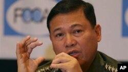 Tham mưu trưởng quân đội Philippines Emmanuel Bautista