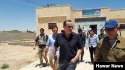 Seredana McGurk Û Şanda Hevpeymanan bo Rojava, Bakurê Sûriyê