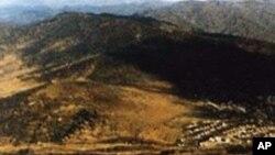 북한의 라진항 부두 모습 (자료사진)