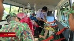 Mỹ viện trợ Việt Nam thêm 2 triệu đô khắc phục hậu quả lũ lụt