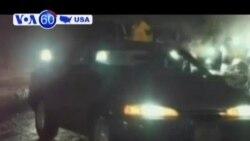 Bão tuyết ập vào vùng trung tây Hoa Kỳ
