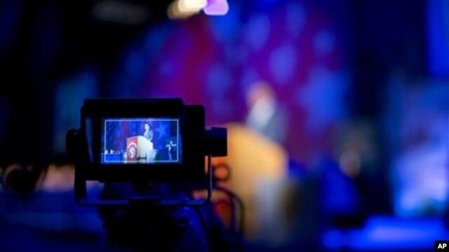 Republican Presidential nominee Mitt Romney, American Legion National Convention, Indianapolis, Aug. 29, 2012.