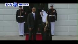 TT Obama chủ trì hội nghị vùng Vịnh tập trung vào Iran, xung đột vùng (VOA60)