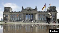 Рейхстаг, Берлин.