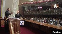 """La oposición afirma que cuando conformen la nueva Asamblea Nacional forjarán """"un TSJ al servicio de todo el país y no simplemente al servicio del gobierno""""."""