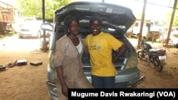 Two South Sudanese women have held on tight to their dreams and are now working as car mechanics in Juba.
