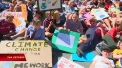 Thế giới tuần hành kêu gọi hành động chống biến đổi khí hậu