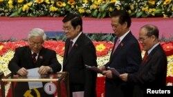 Ngoài người đứng đầu chính phủ, Chủ tịch nước Trương Tấn Sang, Thủ tướng Nguyễn Tấn Dũng, và Chủ tịch Quốc hội Nguyễn Sinh Hùng cũng sẽ bị bãi nhiệm trước khi có quốc hội mới khóa 14.